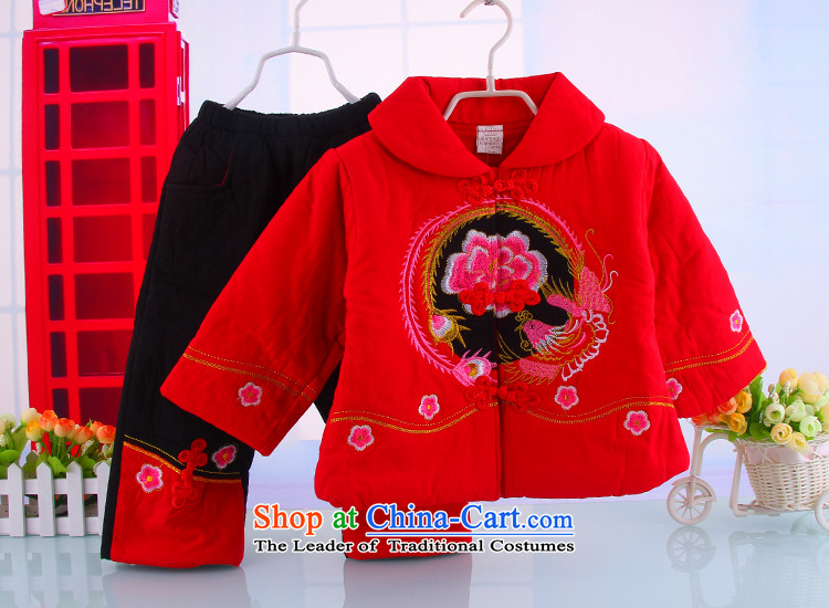 Tang Dynasty Children baby girl Tang Dynasty Tang dynasty winter coat warm winter thick Tang Dynasty Suit 5157 pink聽80 pictures, prices, brand platters! The elections are supplied in the national character of distribution, so action, buy now enjoy more preferential! As soon as possible.
