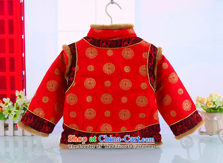 Natural children childhood Tang dynasty boy winter baby new year-old infant cotton waffle dress Kit Yellow 73cm goodies picture, prices, brand platters! The elections are supplied in the national character of distribution, so action, buy now enjoy more preferential! As soon as possible.