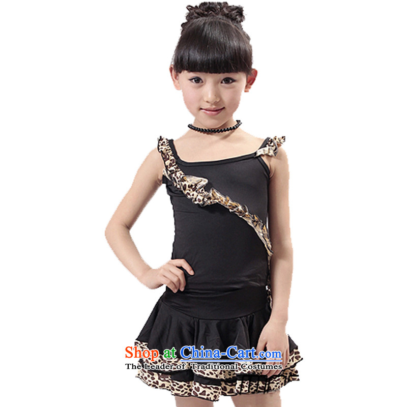 Adjustable leather case package girls Latin dance performances to dance services services black聽170cm retractable lanyard