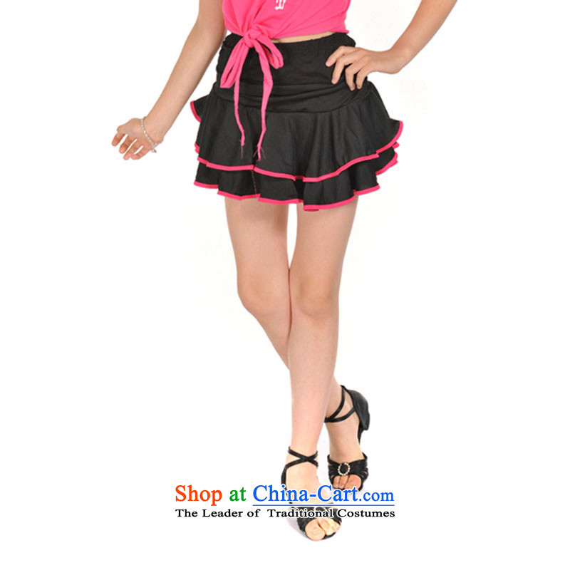 Latin dance skirts Children Summer girls costumes dance practice suits against child care costumes?of red body skirts TZ5108-0078 (dress code is too small a number?of 120cm( see the description corresponding to the size of the