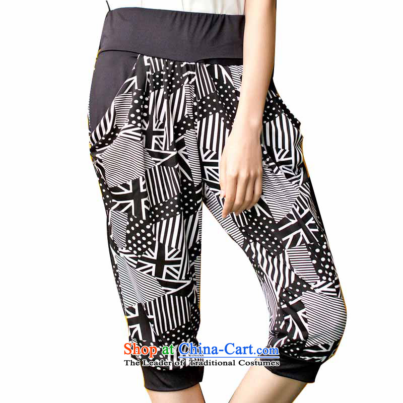 The girl pants Harun trousers?TZ5108-0069?Harun trousers E as shown flexibility better suited for lumbar various body through