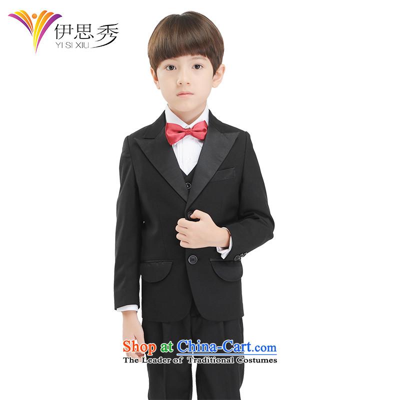 Miss Cyd autumn and winter league of children jacket Korean Boy dress flower girl will dress kit moderator dress cuhk聽x0881 child 5 piece set聽130