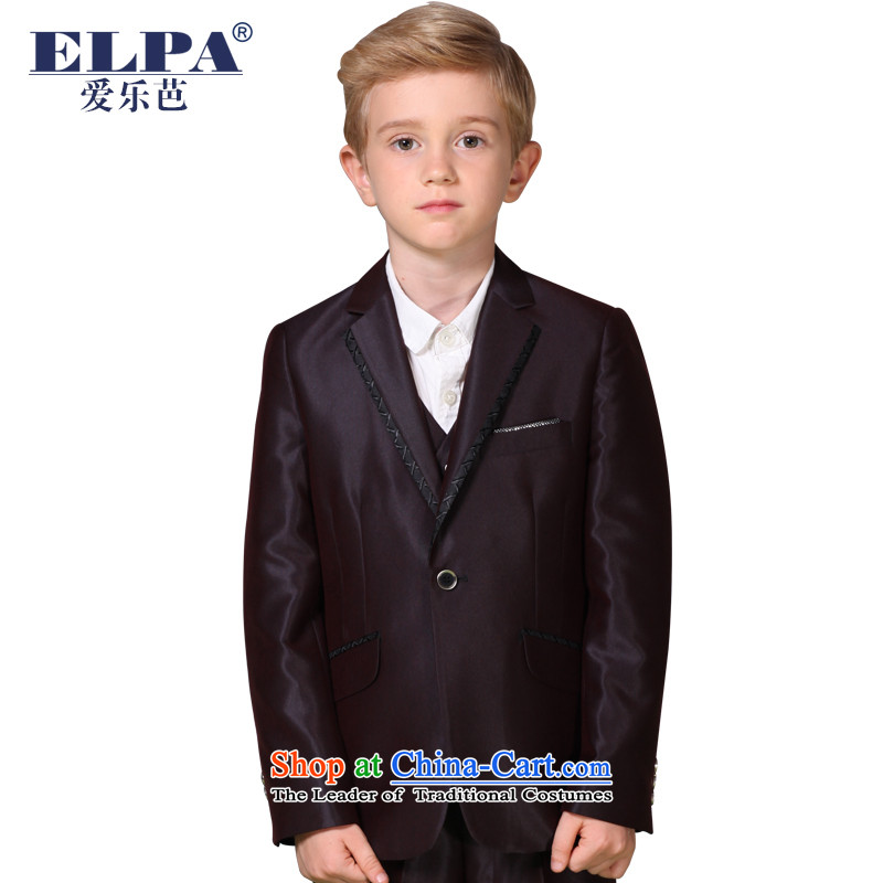 聽The 2014 autumn ELPA clearance new children's apparel small boy dress suit suit kits NXT0003 140