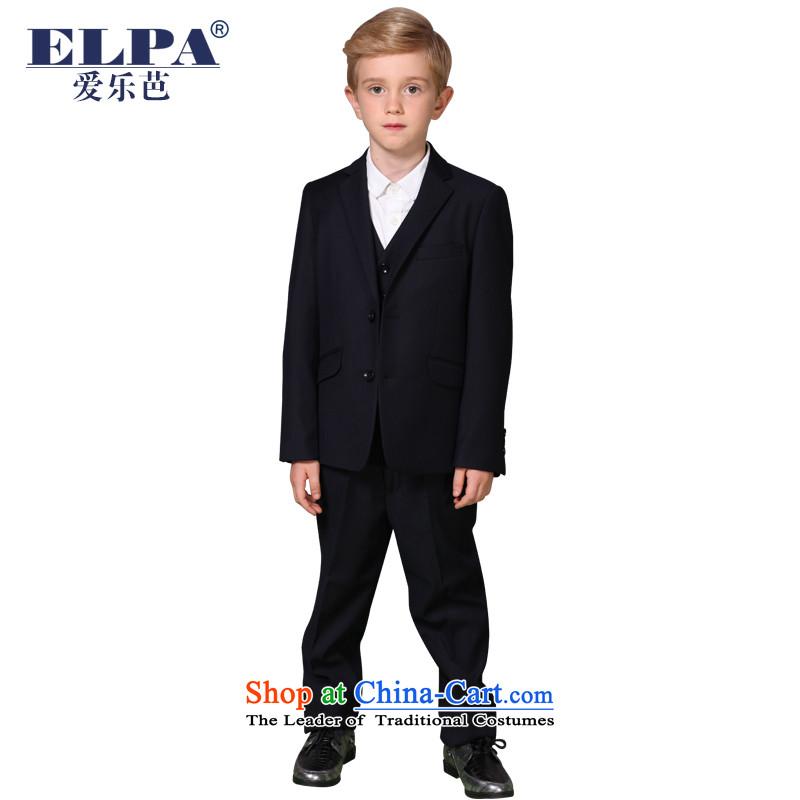 The 2014 autumn new ELPA CHILDREN'S APPAREL small boy dress suit suit kits NX0020 140
