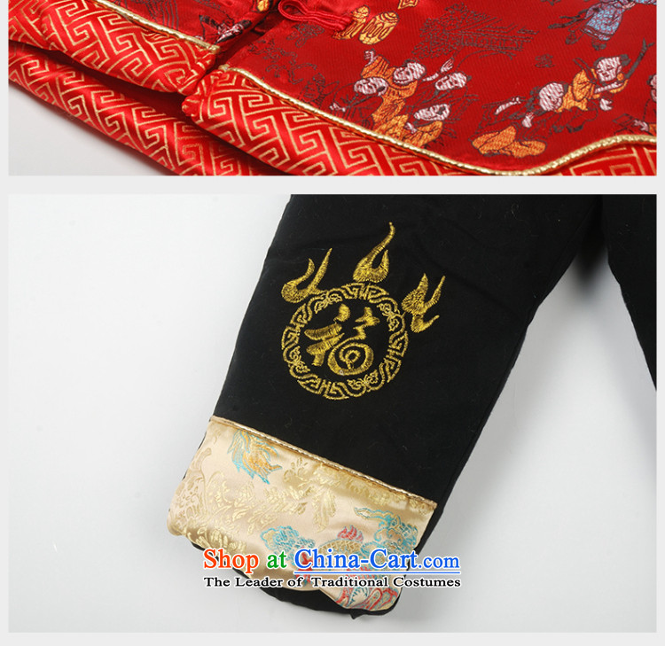 Child Lok Wei new winter grade boy baby New Year Tang dynasty satin children sets 4 piece landowners with 1-4 years yellow 110 pictures, prices, brand platters! The elections are supplied in the national character of distribution, so action, buy now enjoy more preferential! As soon as possible.
