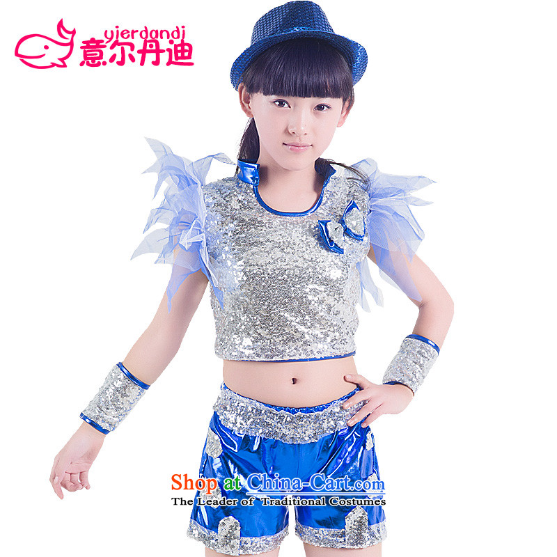 Children for boys and girls will show services Street Jazz Dance Dance Dance on early childhood services show that modern dance stage show services women Blue聽170