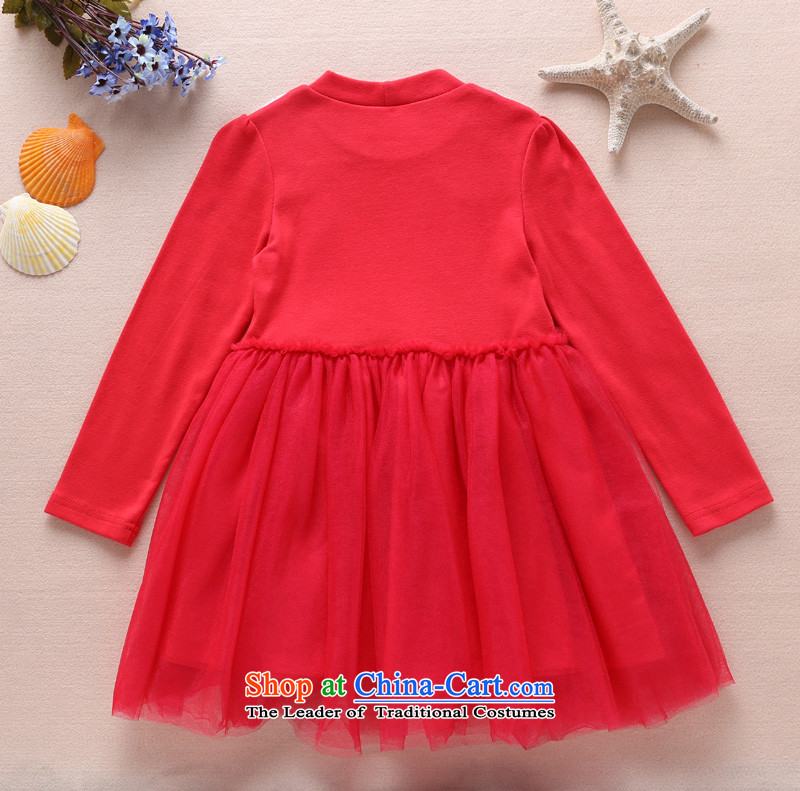 Children's wear girls in spring and autumn 2015 children fall and winter new Korean fashion sense of sweet long-sleeved dresses Korean lady skirt (C Blue 140 pictures, prices, brand platters! The elections are supplied in the national character of distribution, so action, buy now enjoy more preferential! As soon as possible.