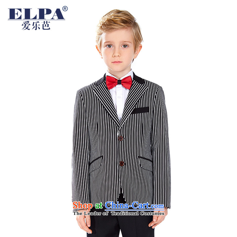 The fall of the new children's wear ELPA2015 children b Suits Small suit Flower Girls will dress NXB0029 NXB0029 streaks155