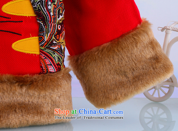 The autumn and winter new children's long-sleeved warm thick outdoor Tiger Tang dynasty boy New Year Holiday 5342 ethnic yellow聽110 pictures, prices, brand platters! The elections are supplied in the national character of distribution, so action, buy now enjoy more preferential! As soon as possible.