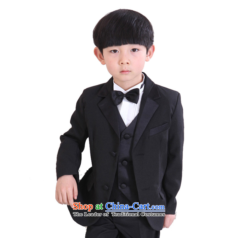 The property has properties speaking children wedding will 2015 new boys suit 5 piece kit Korean flower girls wearing wedding services performed by the persons chairing the show apparel100cm