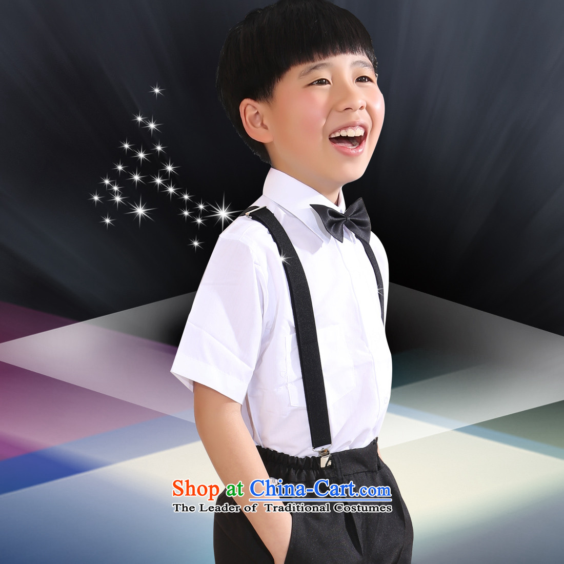 Recalling that disarmament 61 children's entertainment services Vicki dance school choir uniforms early childhood boy dress summer jumpsuits kit light gray聽155-165cm recommendation 16 Code