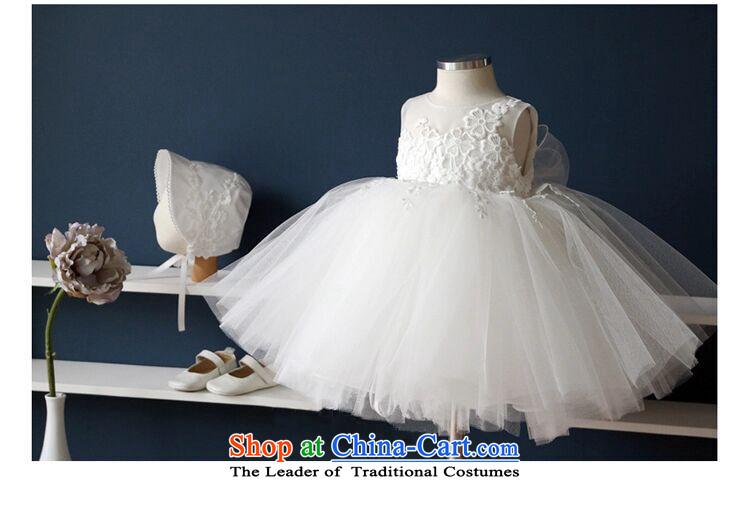 32d255407f0 Â Children wedding princess anneyol skirt flower girl children dress suit  your baby s age dress demo