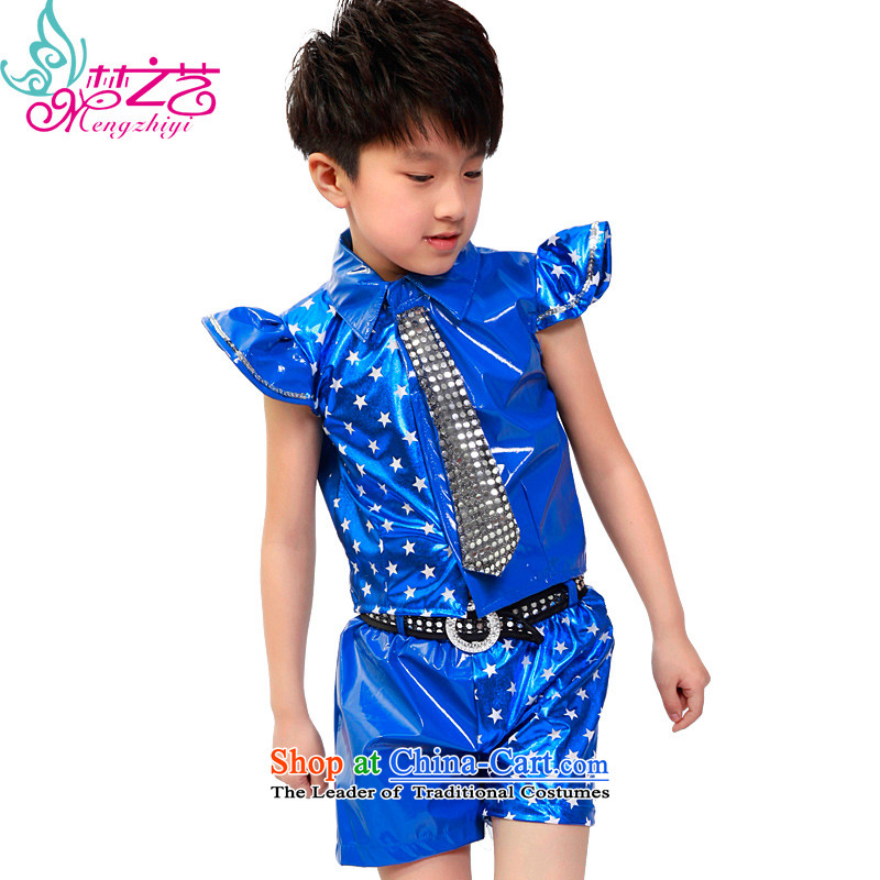 The Dream of the child will celebrate arts girls will serve children dance female child care services for children dance performances Jazz Dance Dance wearing on the street with 256 Blue 140
