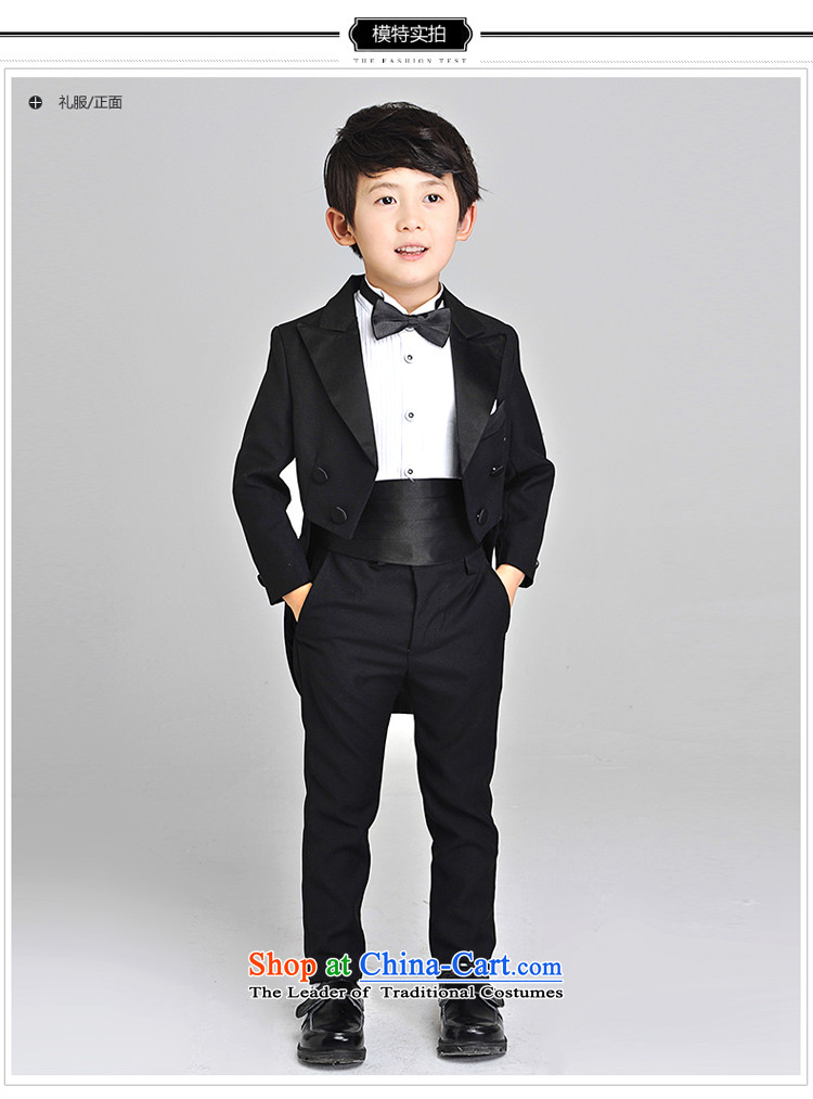 For rabbits boy suit Small Flower Girls Wedding Dress Suit Kit ...