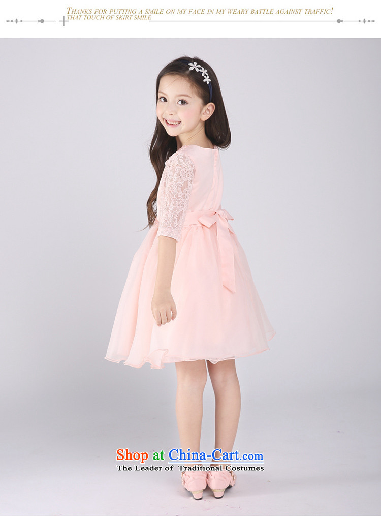 Each New Spring And Autumn Ngai Wedding Dresses Skirts Children