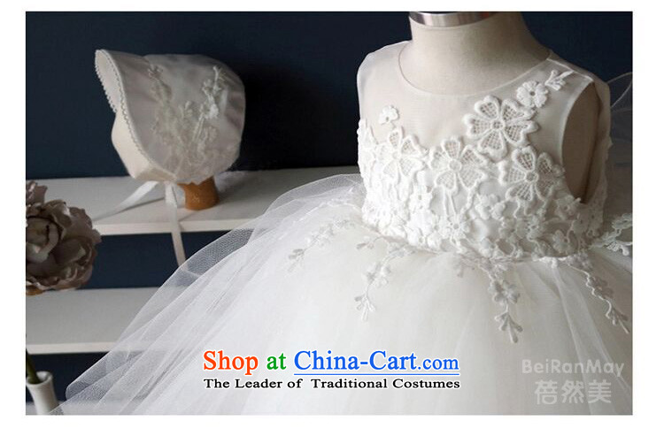 Mrs Ingrid Yeung Mei 61 children so dress children's wear skirts princess children wedding dresses girls will white bon bon skirt Flower Girls dress Summer Wedding Dress White 140 pictures, prices, brand platters! The elections are supplied in the national character of distribution, so action, buy now enjoy more preferential! As soon as possible.