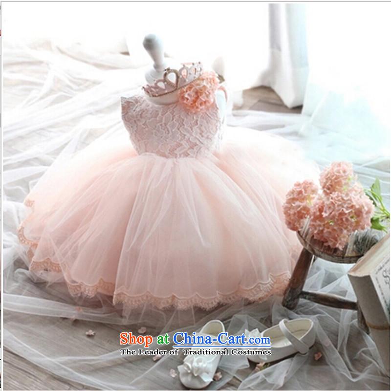067609011fd Children wedding princess anneyol skirt flower girl children dress wedding  dresses baby years dress demo kit wedding map color100 yards about one  year old ...