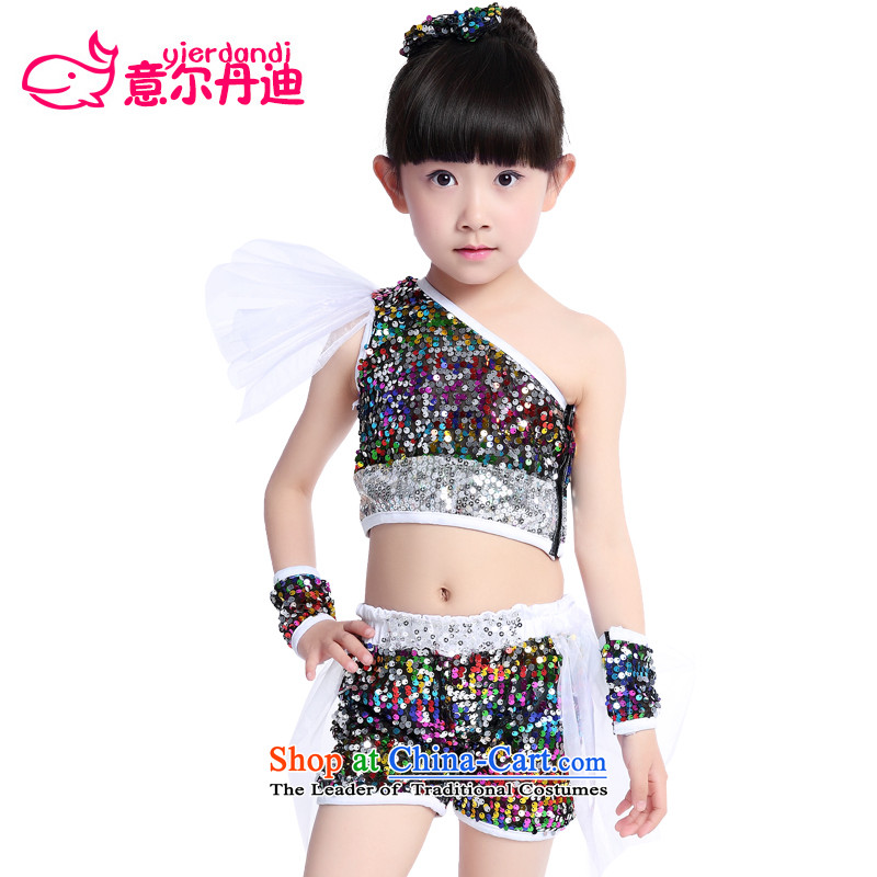 To celebrate Children's dandi will new jazz dancers on-chip performance service child care for children with modern dance dance services picture color,150