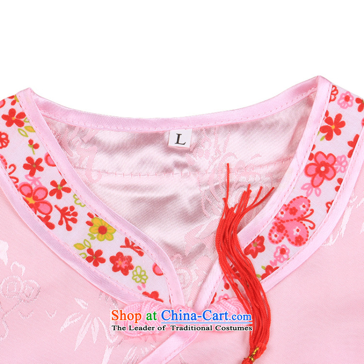 Summer Children's Wear Children Tang Dynasty Package girls Tang dynasty qipao will baby Tang dynasty kids Tang dynasty 4808 White聽100CM photo, prices, brand platters! The elections are supplied in the national character of distribution, so action, buy now enjoy more preferential! As soon as possible.