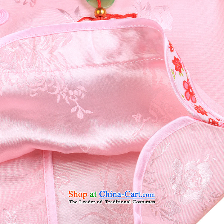 Summer Children's Wear Children Tang Dynasty Package girls Tang dynasty qipao will baby Tang dynasty kids Tang dynasty 4808 White 100CM photo, prices, brand platters! The elections are supplied in the national character of distribution, so action, buy now enjoy more preferential! As soon as possible.