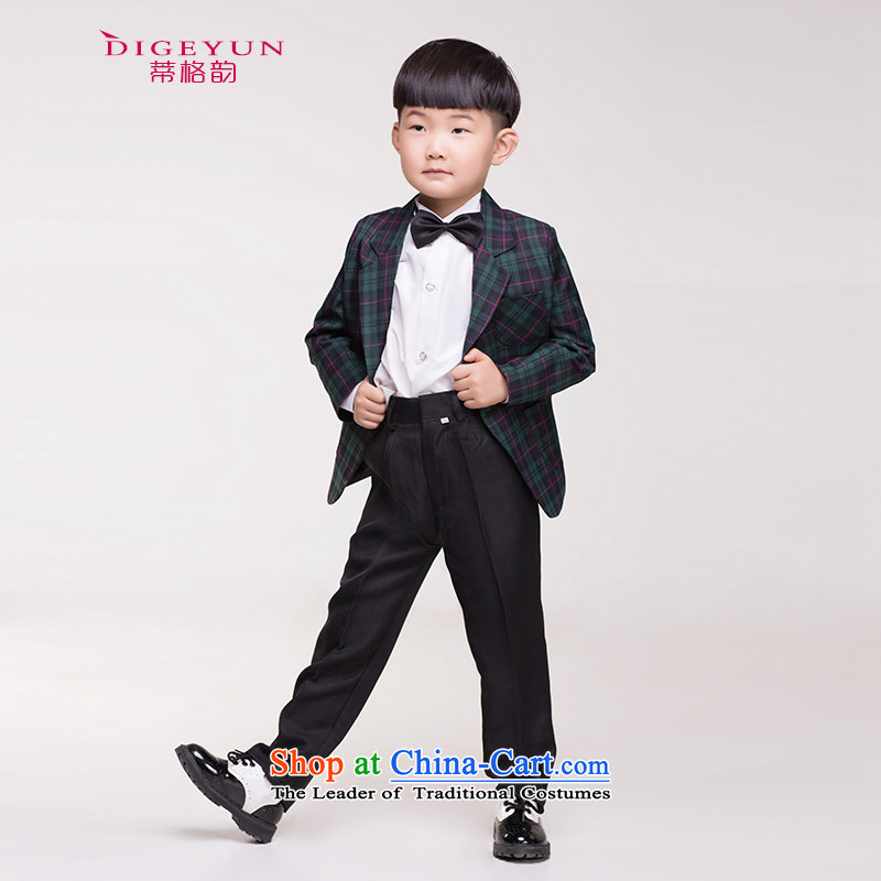 The following children dress England latticed suits children 61 Will Flower Girls dress blue checked�150