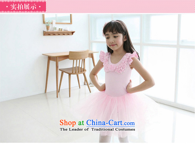 The results of the Child girls win ballet skirt summer stretch cotton Sleeveless Body trouser press Open clip dance exercise clothing HQ-02 small girls ballet pink will dress 140 pictures, prices, brand platters! The elections are supplied in the national character of distribution, so action, buy now enjoy more preferential! As soon as possible.