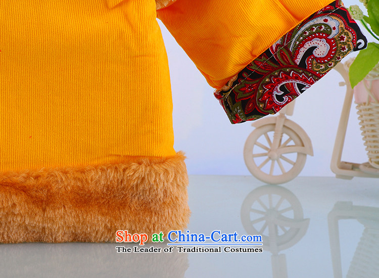 Tang Dynasty boy cotton coat kit children's wear your baby Tang dynasty cotton coat infant and child pure cotton away kit Kit Yellow 90 pictures, 5,366 pupils attending price, brand platters! The elections are supplied in the national character of distribution, so action, buy now enjoy more preferential! As soon as possible.