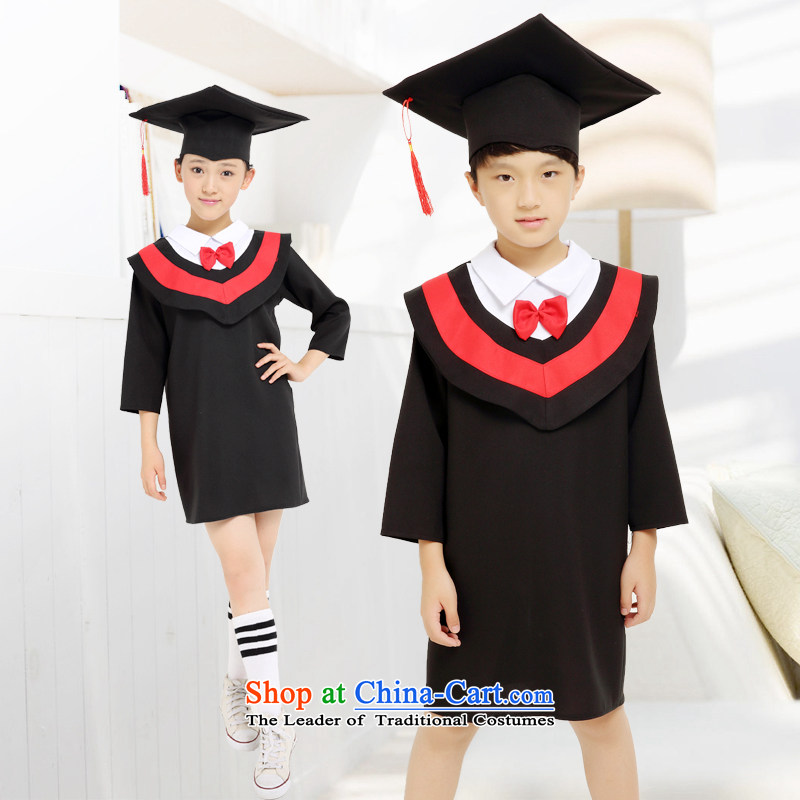 Children costumes child care services between women and men serving Dr. dance graduated from kindergarten scholar suits Dr. dress cap with both men and women)160