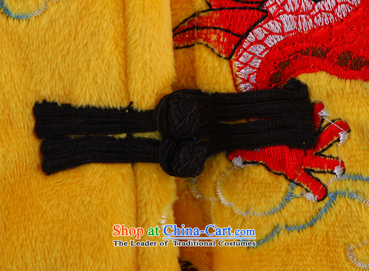 Pure Cotton Men Po winter Tang dynasty cotton coat kit children spend the Tang Dynasty New Year gift male baby pure cotton with 5166 ft² yellow 80 pictures, prices, brand platters! The elections are supplied in the national character of distribution, so action, buy now enjoy more preferential! As soon as possible.