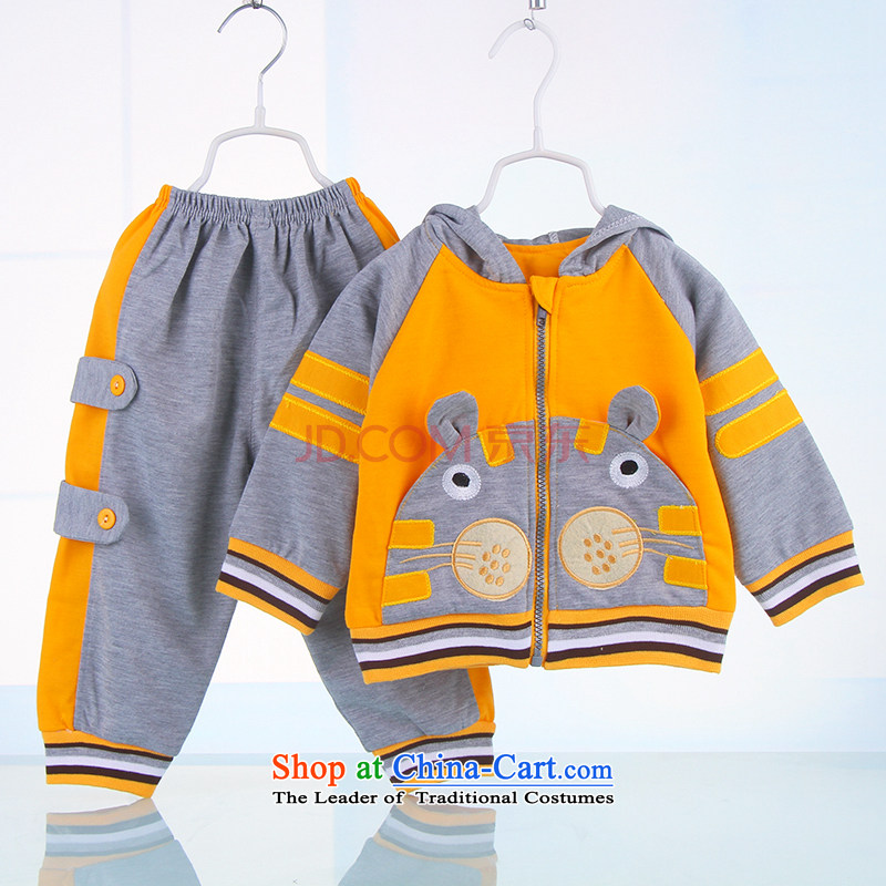 The point and boys autumn long-sleeved kit two sports wear boys out service 1-year-old baby 2 years 3 years聽73 of casual clothing and point red , , , shopping on the Internet