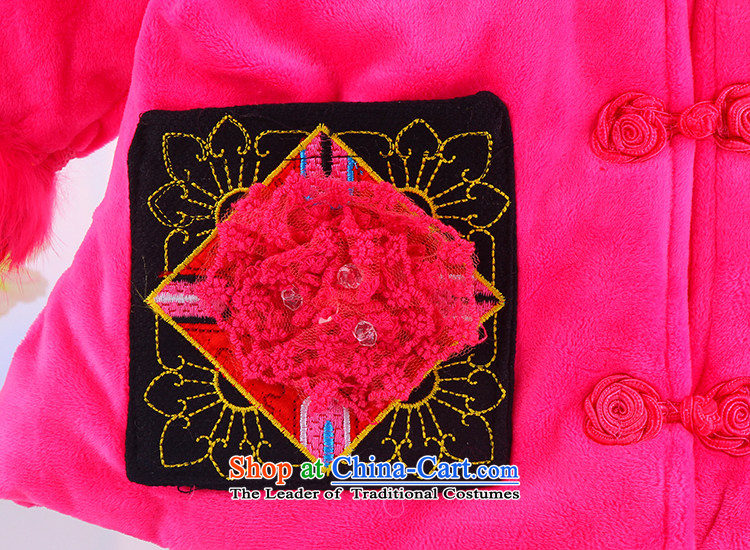 The new winter girls New Year holiday butterfly Tang Dynasty Package 1-year-old girl Po pure cotton warm thick Tang red 100 pictures, prices, brand platters! The elections are supplied in the national character of distribution, so action, buy now enjoy more preferential! As soon as possible.