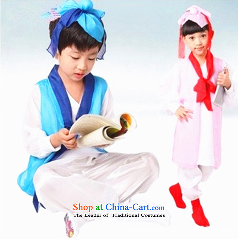 2015 Children Dance will serve the ancient Han-Shu Lang book' new hot Dark Blue 140cm photo, prices, brand platters! The elections are supplied in the national character of distribution, so action, buy now enjoy more preferential! As soon as possible.
