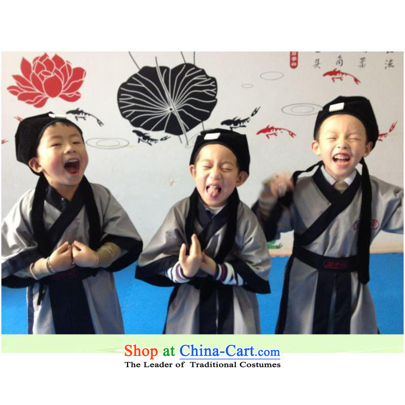 Children's Books Child Child Child Han-disciples Neo-confucian dress book' Ancient Shu Lang will figure 130cm, and Jie (rvie.) , , , shopping on the Internet