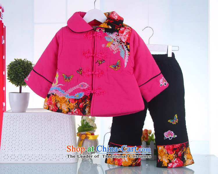 The new baby boy children's wear Tang dynasty baby coat kit 0-1-2-3 thick winter clothing new year-old children with pink120 pictures Tang, prices, brand platters! The elections are supplied in the national character of distribution, so action, buy now enjoy more preferential! As soon as possible.