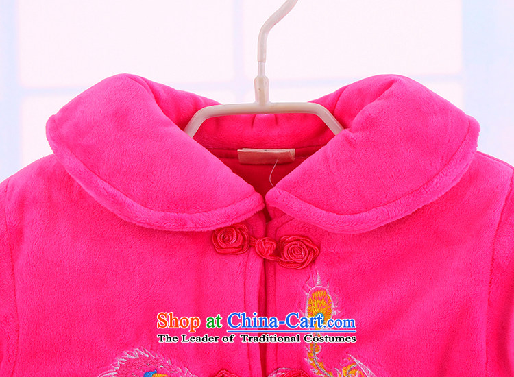 The new winter girls New Year holiday butterfly Tang Dynasty Package 1-year-old girl Po pure cotton warm thick Tang Red 80 pictures, prices, brand platters! The elections are supplied in the national character of distribution, so action, buy now enjoy more preferential! As soon as possible.