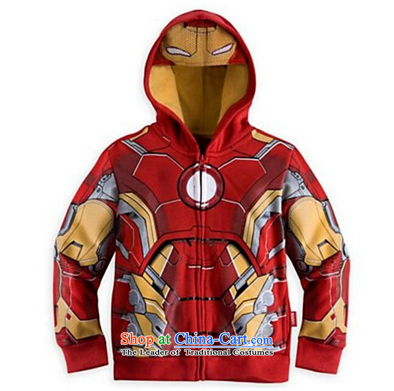 2015 Autumn and winter new children's wear Korean version of small and medium-sized boy cartoon lovely Superman jacket baby leisure jacket N001 Dark Gray 100cm-140cm/1 photo 5 hand, prices, brand platters! The elections are supplied in the national character of distribution, so action, buy now enjoy more preferential! As soon as possible.