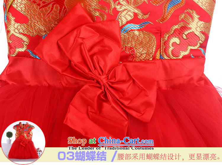 Autumn and winter thick baby Tang dynasty children New Year boxed girls cheongsam red聽140 pictures will, prices, brand platters! The elections are supplied in the national character of distribution, so action, buy now enjoy more preferential! As soon as possible.