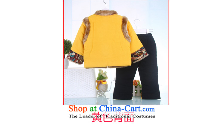 The Tang dynasty baby Winter Package for children aged 1-2-3-4 Birthday Boy thick cotton year infant and child services 100 pictures, price yellow, brand platters! The elections are supplied in the national character of distribution, so action, buy now enjoy more preferential! As soon as possible.