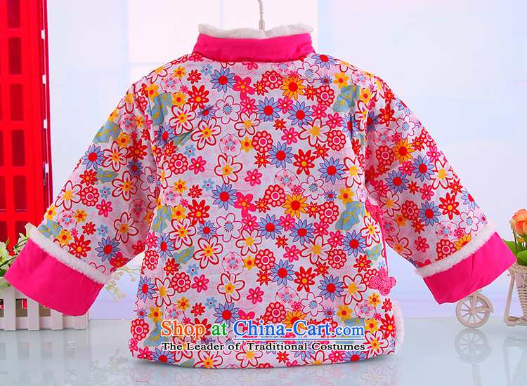 2015 WINTER new girls Tang dynasty qipao female babies new year-old baby basket mounted dress skirt 2-5-year-old Red聽100 pictures, prices, brand platters! The elections are supplied in the national character of distribution, so action, buy now enjoy more preferential! As soon as possible.