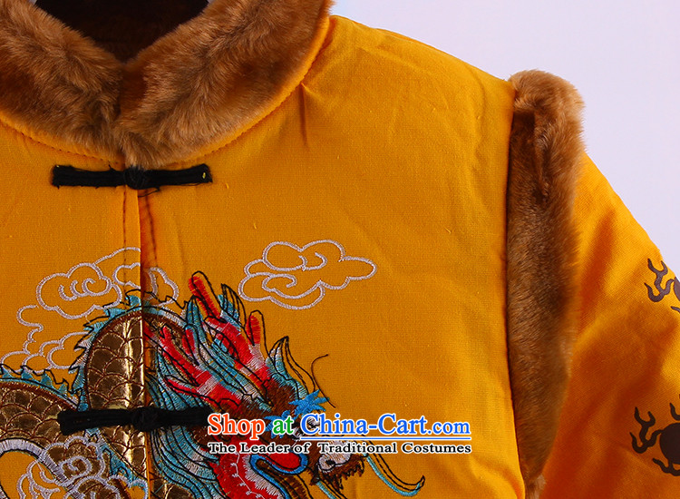 Winter clothing new boys Double Dragon pattern New Year's rompers children Tang Dynasty Baby package聽1-7 years red聽110 pictures, prices, brand platters! The elections are supplied in the national character of distribution, so action, buy now enjoy more preferential! As soon as possible.