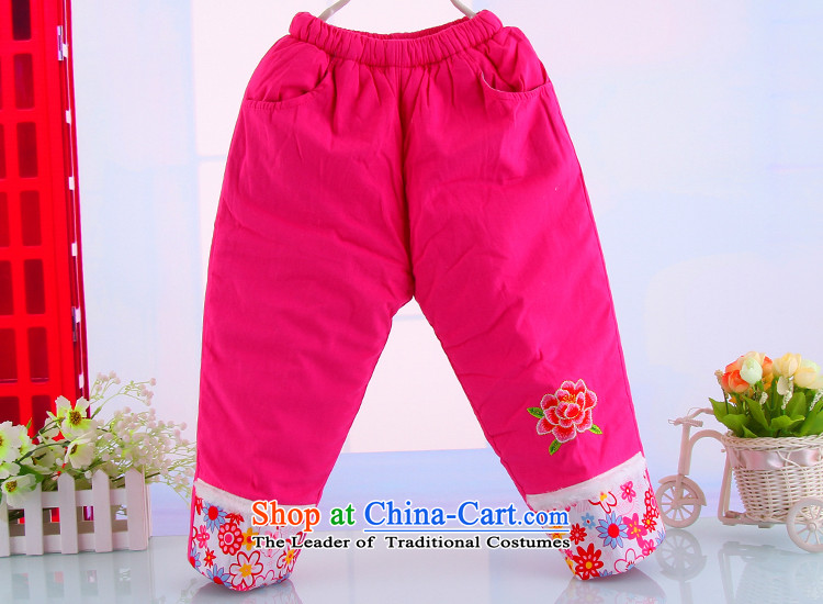 The girl child and of children's wear winter clothing baby cotton waffle cotton clothes kit children age dress Tang dynasty 2-5-year-old New year red 100 pictures, prices, brand platters! The elections are supplied in the national character of distribution, so action, buy now enjoy more preferential! As soon as possible.
