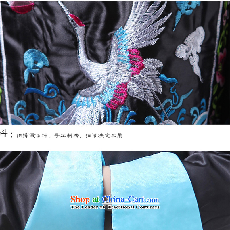Adjustable leather case package children costume of the Qing court eunuch Services Minister Chiang, and service performance services Qing dynasty zombies Halloween uniforms black leather adjustable 175 package has been pressed shopping on the Internet