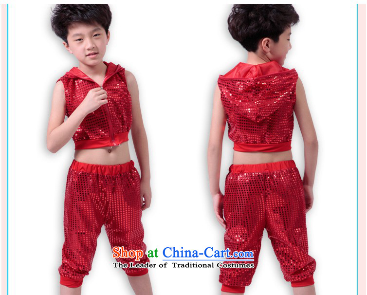 2015 New 61 children will highlight the slice is less-show apparel to boys and girls kit early childhood dance wearing red120cm photo, prices, brand platters! The elections are supplied in the national character of distribution, so action, buy now enjoy more preferential! As soon as possible.