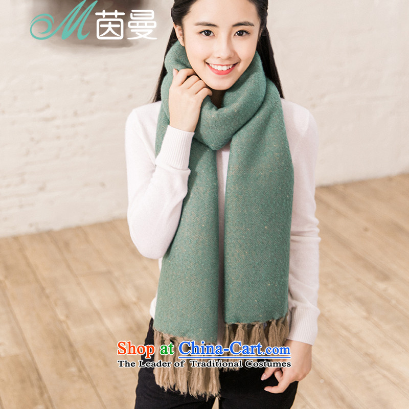 Athena Chu Cayman British Pure Color, Color flow into the arts of the scarf su shawl air-conditioning warm towel autumn and winter elections as soon as possible and turquoise 854140267