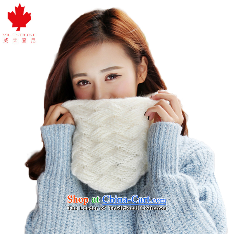 Verisign and scarves leyden female autumn and winter shawl scarf dual-use warm a solid color twist scarves knitted scarf of thick knitting also white