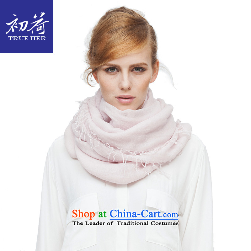 I should be grateful if you would arrange early Ms. pashmina of autumn and winter pure color long herbs extract silk warm a shawl gift box with two hot spring series light rice flour