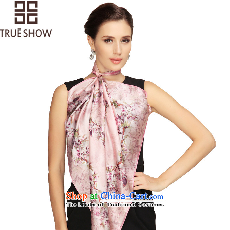 Dump-soo silk scarves, small silk scarf herbs extract shawl and contemptuous of haunting