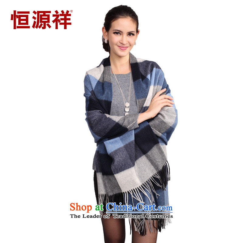 Hengyuan Cheung 2015 autumn and winter Ms. new pashmina shawl wool warm thick) MP8804 182*70( L*W)