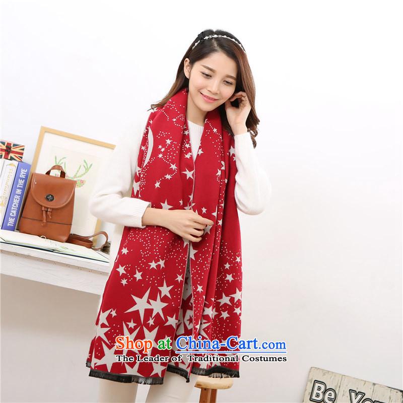 Pashmina shawl handkerchief Ms. also wool Fancy Scarf70*190cm