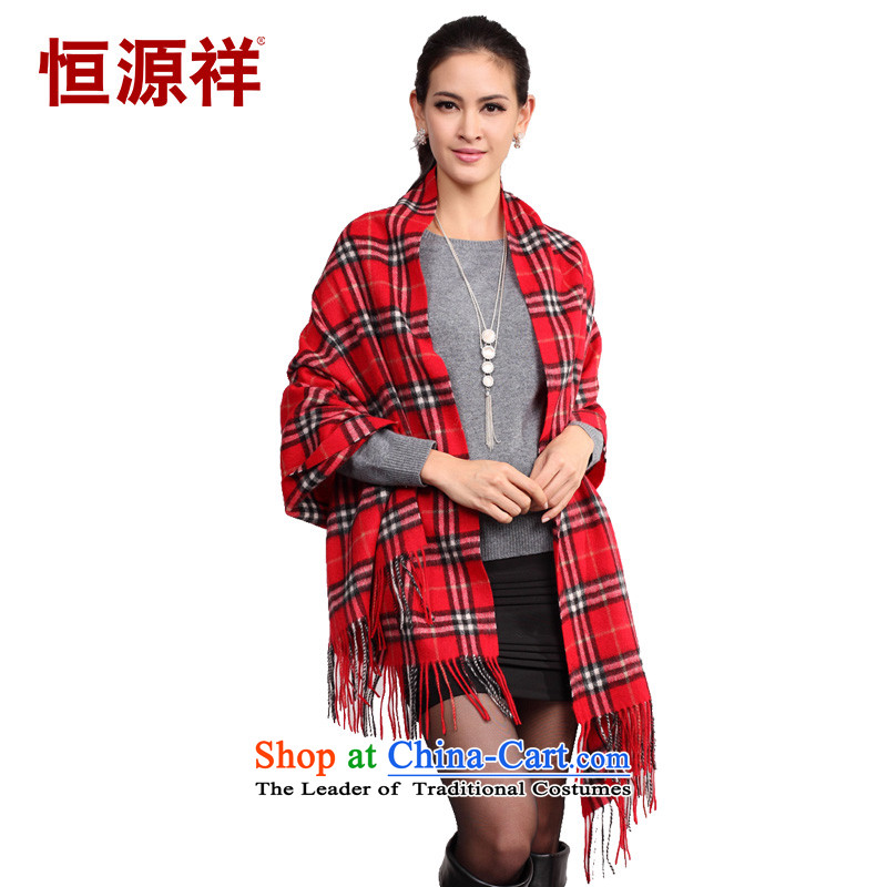 Hengyuan Cheung 2015 autumn and winter Ms. new pashmina shawl wool warm thick) MP8808 182*70( mp8808 182*70( L*W L*W)